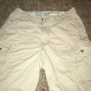 Hollister Surf Men's Cargo Shorts size 32 nwot